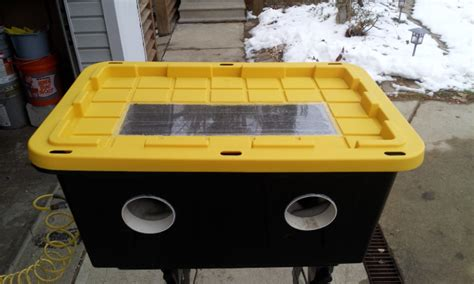 Building A Dishwasher Cabinet by Diy Low Budget Sand Blasting Cabinet Ar15 Com