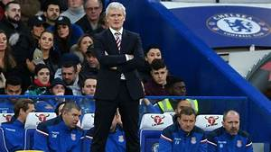 Mark Hughes Defends Team Selection After 5-0 Hammering By ...