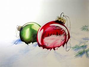 Christmas Ornaments Drawings Festival Collections