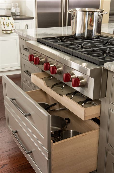 great kitchen storage ideas kitchen cabinet storage ideas great kitchen cabinet ideas in this kitchen these deep drawers