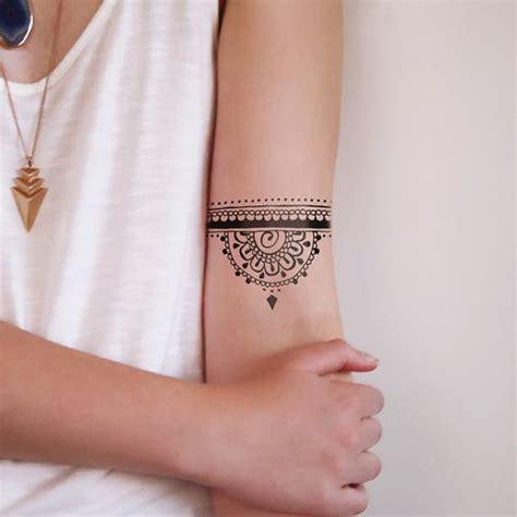 tatouage mandala nos idees pour vous faire  joli