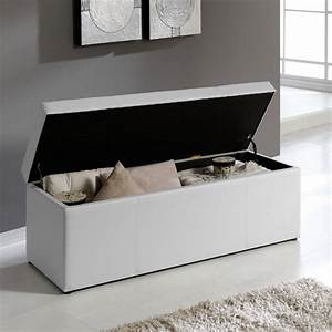 Coffre Banc De Rangement : coffre de rangement design ~ Teatrodelosmanantiales.com Idées de Décoration