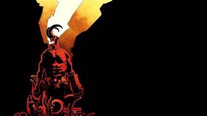 Hellboy Comics Wallpapers Comic Desktop Mobile Backgrounds