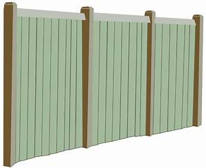 Clipart - Wood Fence