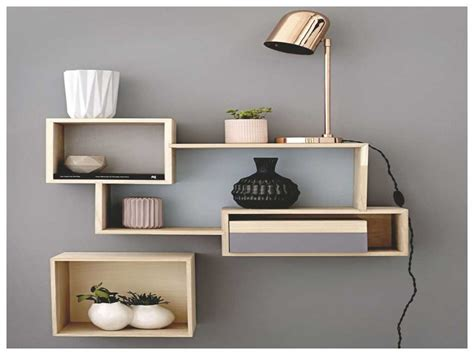 awesome etagere murale chambre ado gallery seiunkel us