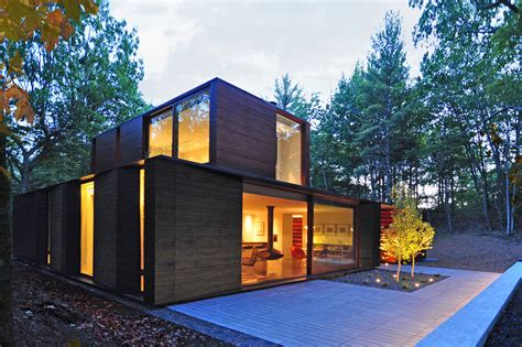 residential architectural design pleated house residential architect johnsen schmaling