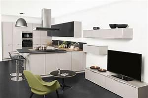 deco cuisine moderne With idee plan cuisine