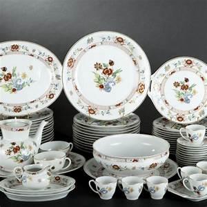 Service Vaisselle Porcelaine : service de table haviland ~ Teatrodelosmanantiales.com Idées de Décoration