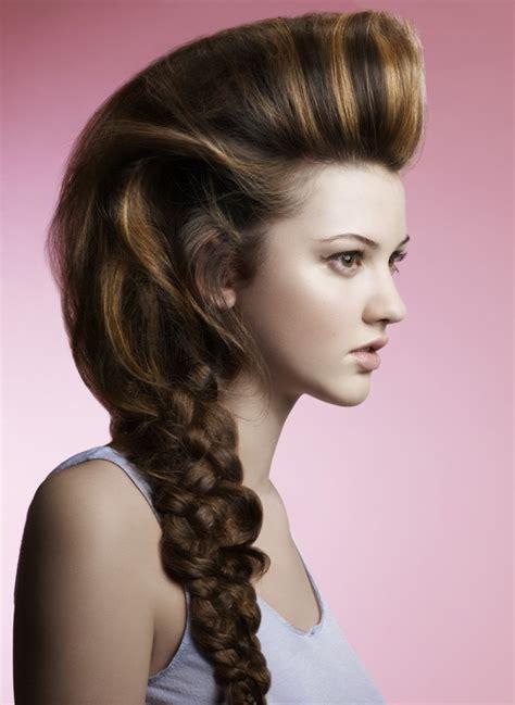 simple  beautiful ideas   hair   perfect