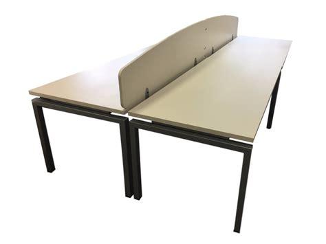 bureau bench bureau bench 4 personnes blanc occasion adopte un bureau