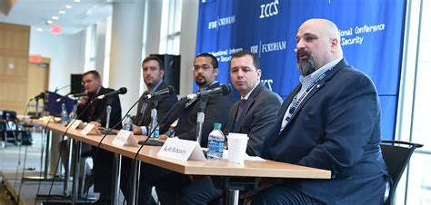 Panel Addresses Need For Cybersecurity During Disasters