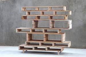 Industrial Möbel Selber Bauen : palettenregal selber bauen m bel und heimat design ~ Michelbontemps.com Haus und Dekorationen