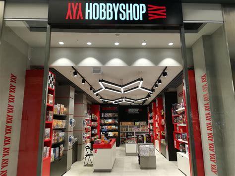 HOBBYSHOP veikali Rīgā