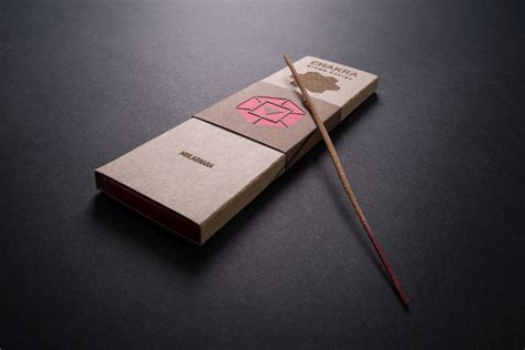 chakra incense packaging  zach pater