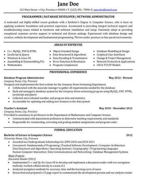 best student resume templates sles a collection of