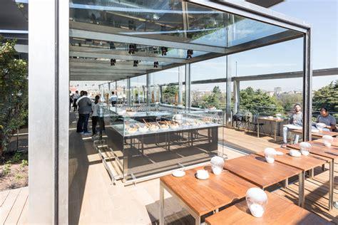 terrazze della alla triennale di apre il ristorante sulla terrazza