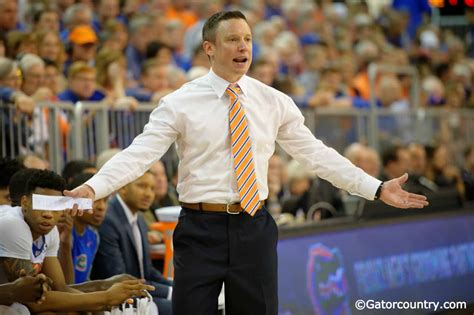 florida gators basketball schedule released