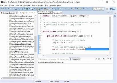 Java Example Method Output Class