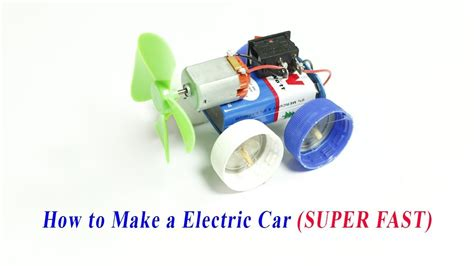 Make Electric Car how to make a electric car electric car how to