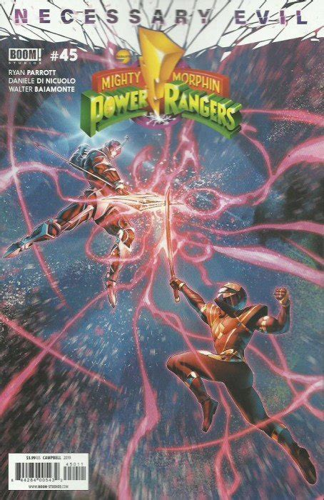 Mighty Morphin Power Rangers #45 Reviews
