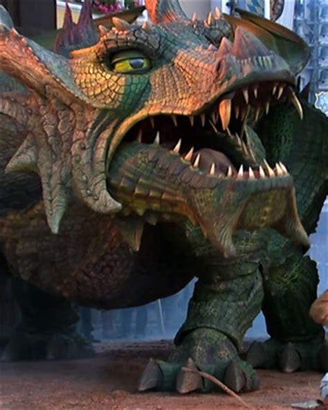 incredible  foot robot fire breathing dragon geektyrant
