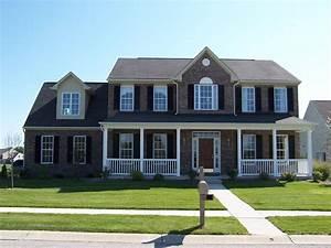 Casas americanas: Projetos, interior, e arquitetura