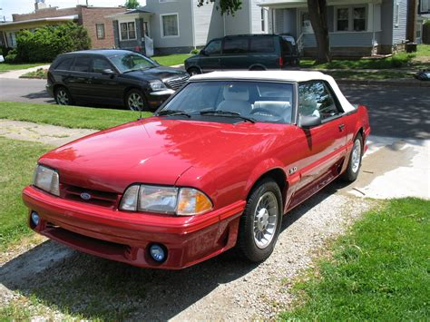 1988 Ford Mustang Exterior Pictures Cargurus