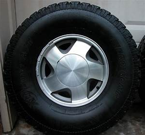 For Sale  Tire  Wheel Package From 1996 Tahoe