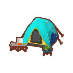 sporty tent lv  animal crossing pocket camp wiki