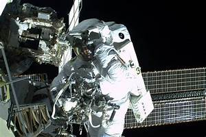Astronaut Luca Parmitano's Chilling First-Hand Account of ...