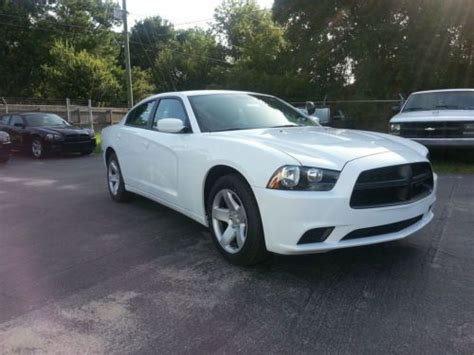 sell   dodge charger pursuit police model