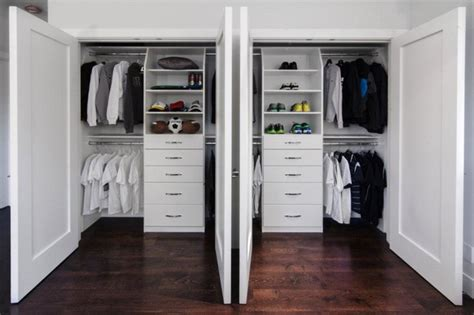 reach in closets in saratoga traditional closet