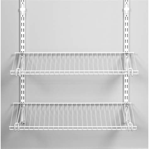 Wall Shelves Wall Mounted Wire Shelving Systems Wall