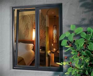 Isolation Phonique Fenetre : fenetre alu double vitrage fen tre alu vitrage thermique ~ Premium-room.com Idées de Décoration