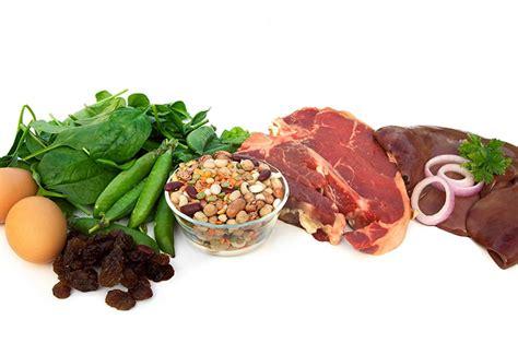 i 10 alimenti più ricchi di ferro 10 cibi ricchi di ferro non devono mancare a tavola