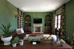 painting ideas for home interiors 25 green living rooms and ideas to match