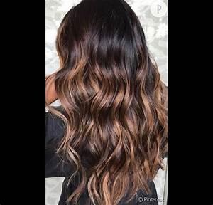 Brune Meche Caramel : cheveux brun balayage bruno pele energie renouvelable ~ Melissatoandfro.com Idées de Décoration