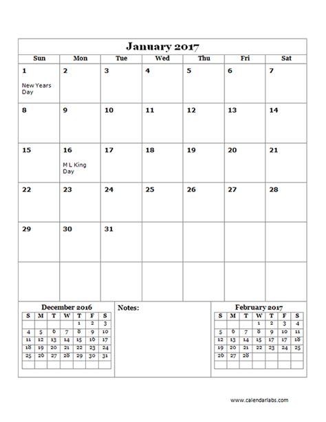 monthly calendar 2017 template 2017 monthly calendar template 14 free printable templates
