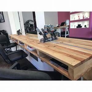 Plan De Travail En Palette : mobilier professionnel richard et huguette richard et huguette ~ Melissatoandfro.com Idées de Décoration