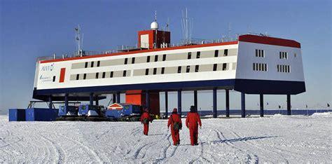 Forschungsstation In Der Antarktis by Bilder Des Tages Gestrandet In Der Eisw 220 Ste Panorama