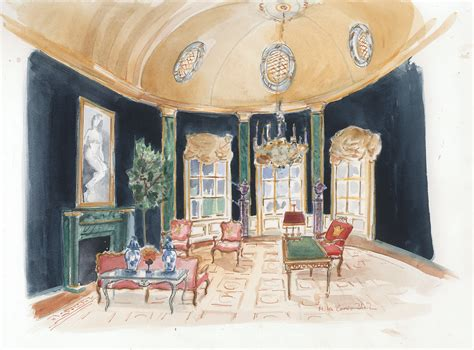 Home Interior Oval Pictures : White House Decor For Hillary Clinton And Donald Trump