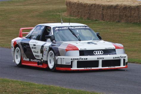 Audi V8 Und Audi 90 Quattro Imsa Gto Am Sachsenring Rp