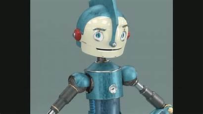 Robots 2005 3d Film