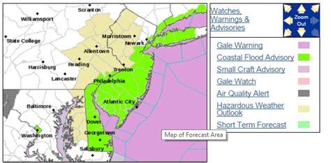 Flood Risk At High Tide Appears Minor