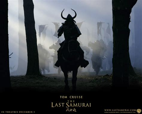 samouraï siège the last samurai wallpaper 9