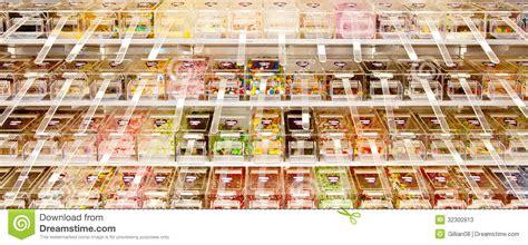 sieges cinema magasin de bonbons sucrerie en vrac image stock image