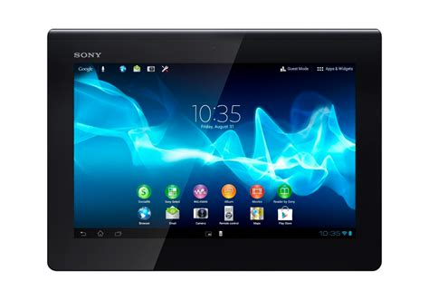 pad for android sony isn t considering competing with tablet pricing