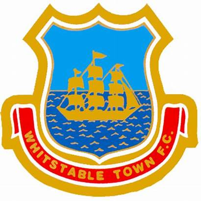 Whitstable Fc Town Football Club Badge League