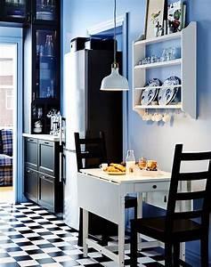 Petite Étagère Ikea : petite table ikea rabat avec deux chaises tag re ~ Melissatoandfro.com Idées de Décoration
