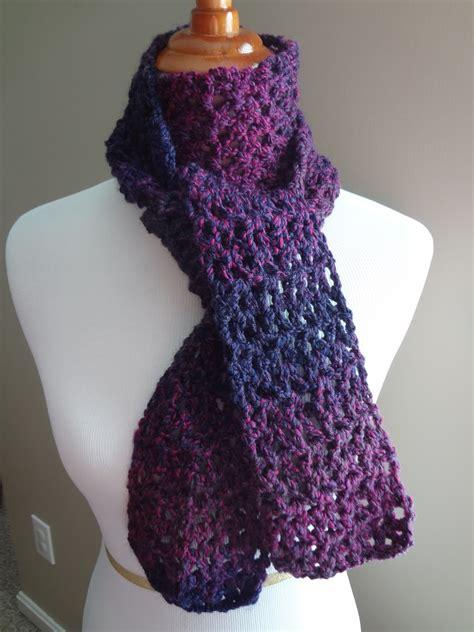 crochet scarf pattern free crochet patterns for beginners scarves